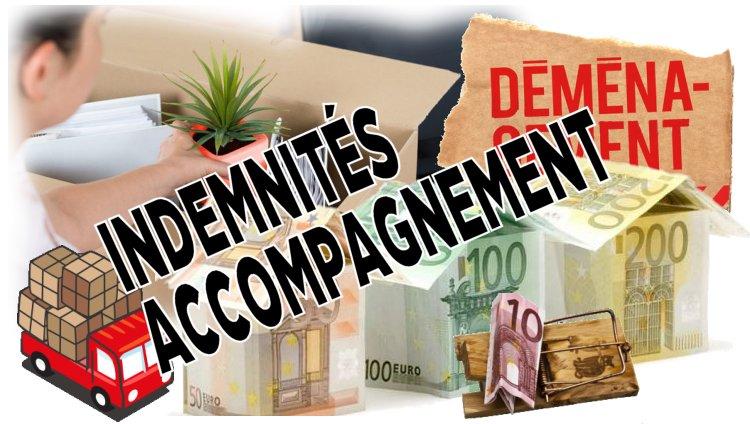 Prime De Restructuration De Service Allocation D Aide A La Mobilite