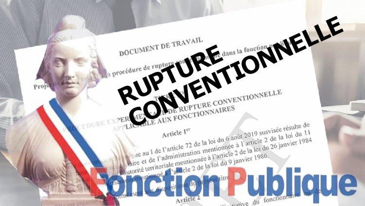 Rupture Conventionnelle Toujours En Attente Du Modele De Convention Cfdt Ufetam