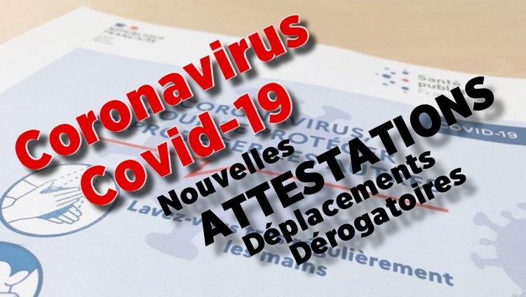 Nouvelles Attestations De Deplacement Sous Couvre Feu Mise A Jour Le 15 12 20 Cfdt Ufetam