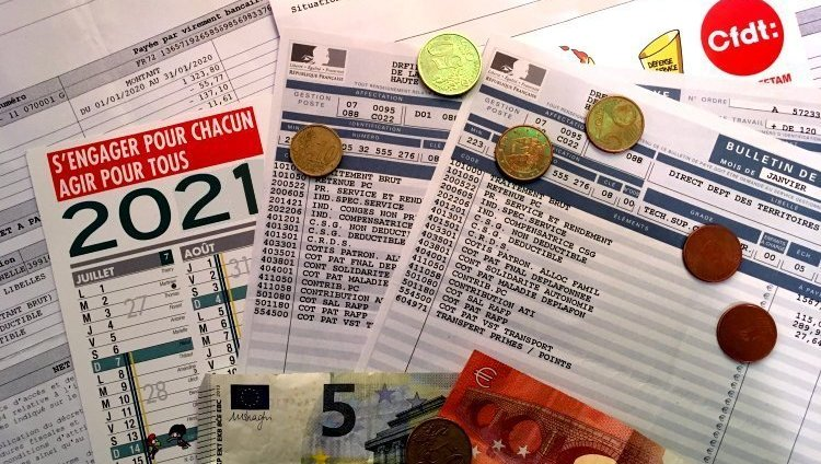 Calendrier de la mise en paiement des payes et des pensions des